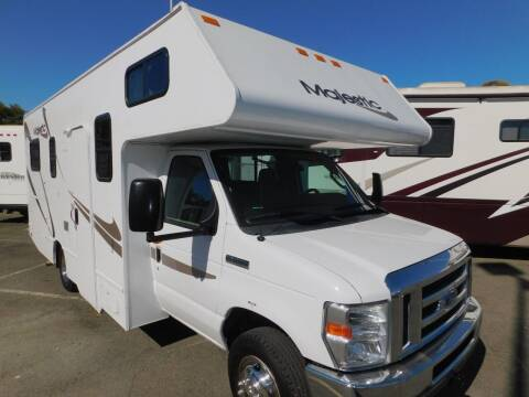 2012 Thor Industries MAJESTIC 23A for sale at Gold Country RV in Auburn CA