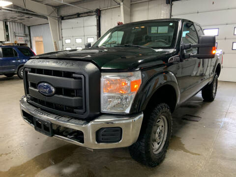 2014 Ford F-250 Super Duty for sale at Blake Hollenbeck Auto Sales in Greenville MI