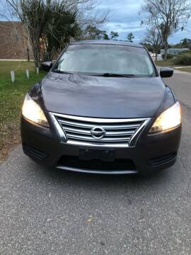 2013 Nissan Sentra for sale at Carlyle Kelly in Jacksonville FL