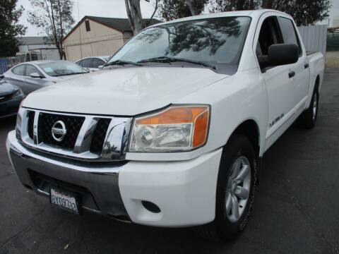 2009 Nissan Titan for sale at F & A Car Sales Inc in Ontario CA