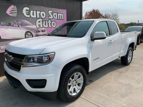 2019 Chevrolet Colorado for sale at Euro Auto in Overland Park KS