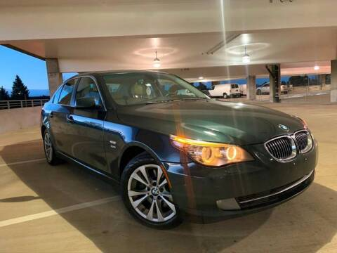 2009 BMW 5 Series for sale at CarDen in Denver CO