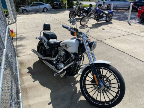 2017 Harley Davidson Breakout for sale at INTERSTATE AUTO SALES in Pensacola FL