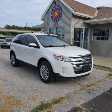2012 Ford Edge for sale at Spark Motors in Kansas City MO