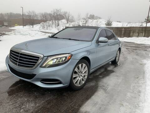 2014 Mercedes-Benz S-Class for sale at Velocity Motors in Newton MA