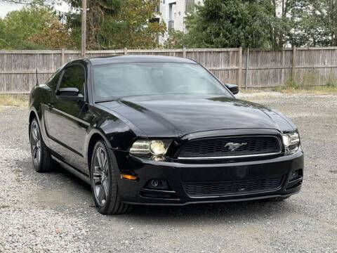 2014 Ford Mustang for sale at Prize Auto in Alexandria VA
