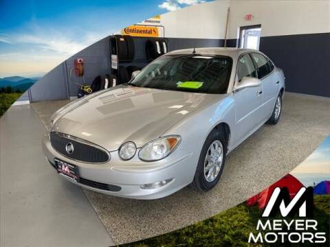 2005 Buick LaCrosse for sale at Meyer Motors in Plymouth WI
