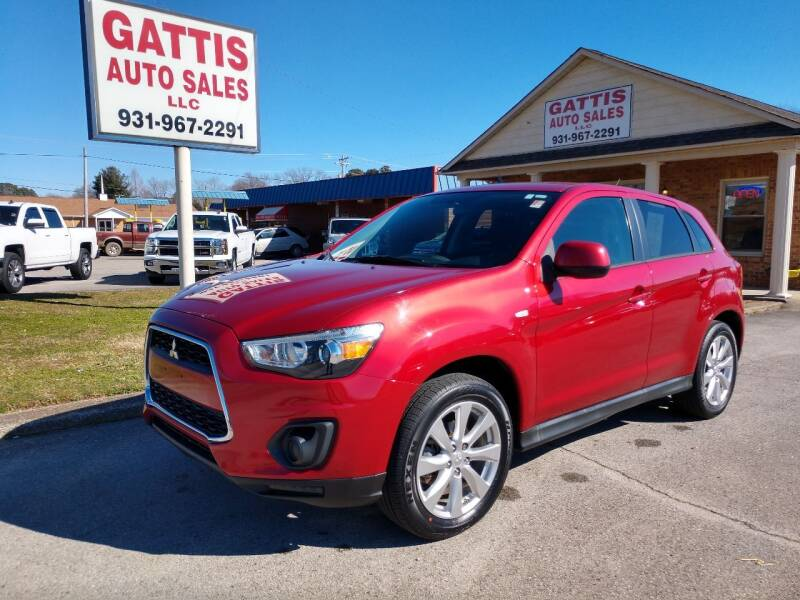 2015 Mitsubishi Outlander Sport for sale at Gattis Auto Sales LLC in Winchester TN