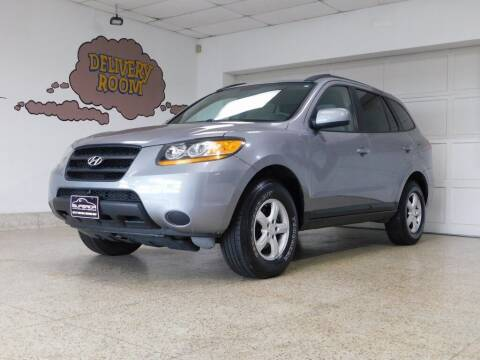 2008 Hyundai Santa Fe for sale at Cj king of car loans/JJ's Best Auto Sales in Troy MI