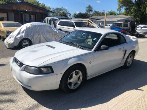 2002 Ford Mustang for sale at OVE Car Trader Corp in Tampa FL