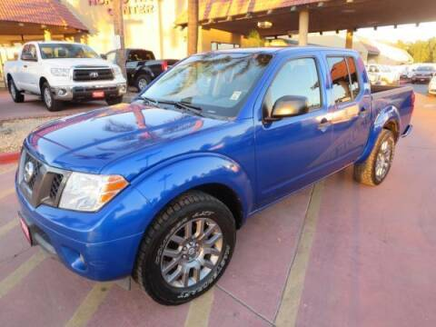 2012 Nissan Frontier for sale at Norco Truck Center in Norco CA