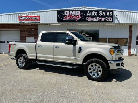 2017 Ford F-350 Super Duty for sale at One Stop Auto Sales, Collision & Service Center in Somerset PA