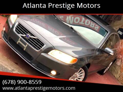 2008 Volvo S80 for sale at Atlanta Prestige Motors in Decatur GA