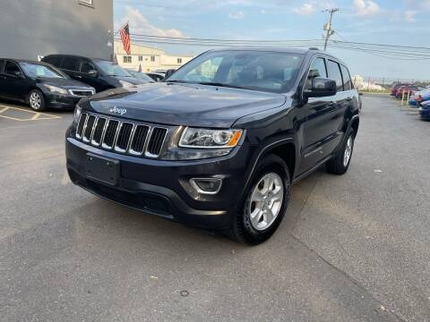 2014 Jeep Grand Cherokee for sale at A1 Auto Mall LLC in Hasbrouck Heights NJ