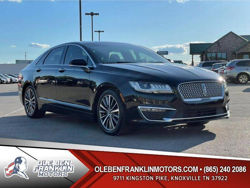 2017 Lincoln MKZ for sale in Knoxville, TN
