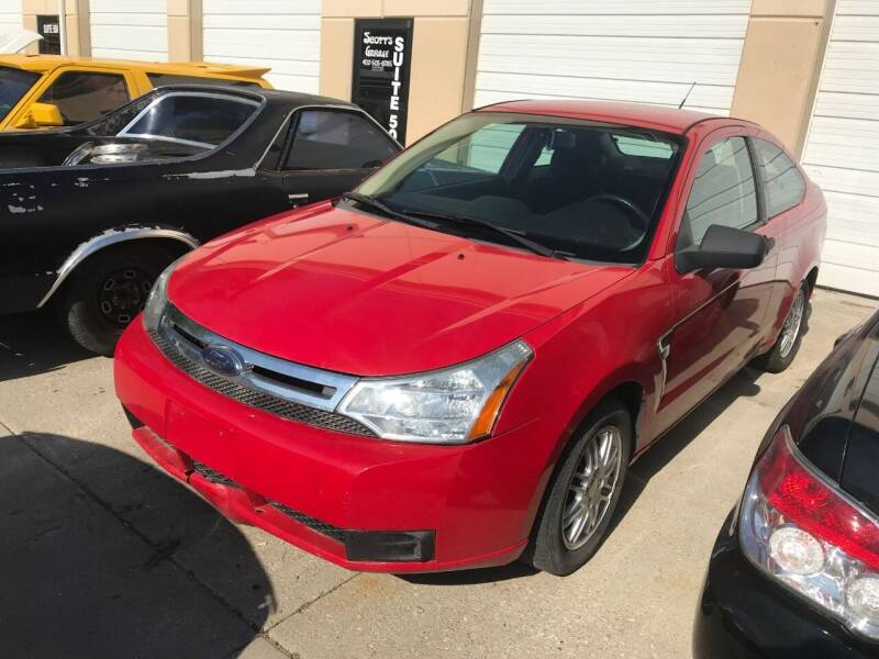 2008 Ford Focus for sale at Big Red Auto Sales in Papillion NE