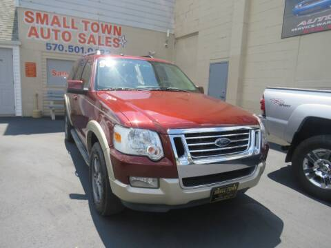 2010 Ford Explorer for sale at Small Town Auto Sales in Hazleton PA