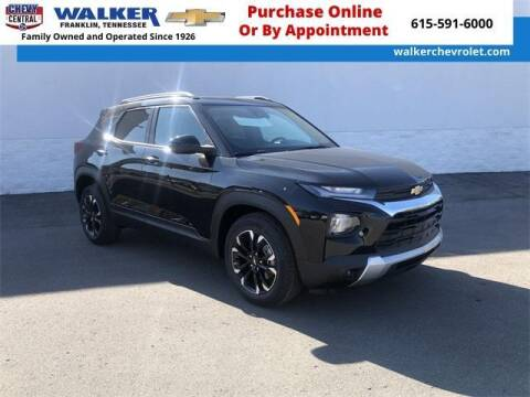 2021 Chevrolet TrailBlazer for sale at WALKER CHEVROLET in Franklin TN