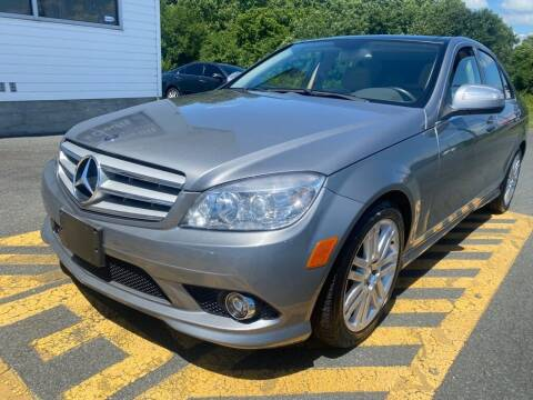 2009 Mercedes-Benz C-Class for sale at Auto America - Monroe in Monroe NC