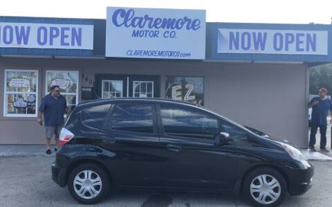 2011 Honda Fit for sale at Claremore Motor Company in Claremore OK