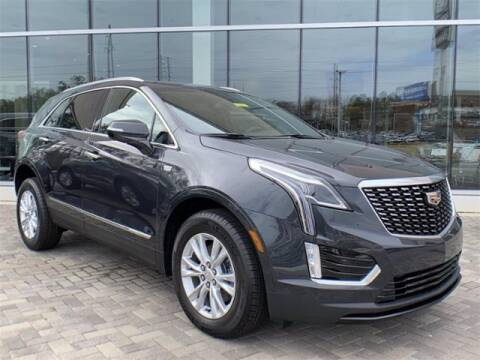 2021 Cadillac XT5 for sale at Capital Cadillac of Atlanta New Cars in Smyrna GA