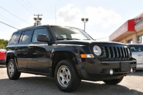 2016 Jeep Patriot for sale at International Auto Wholesalers in Virginia Beach VA