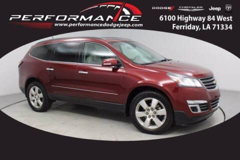 2017 Chevrolet Traverse for sale at Auto Group South - Performance Dodge Chrysler Jeep in Ferriday LA