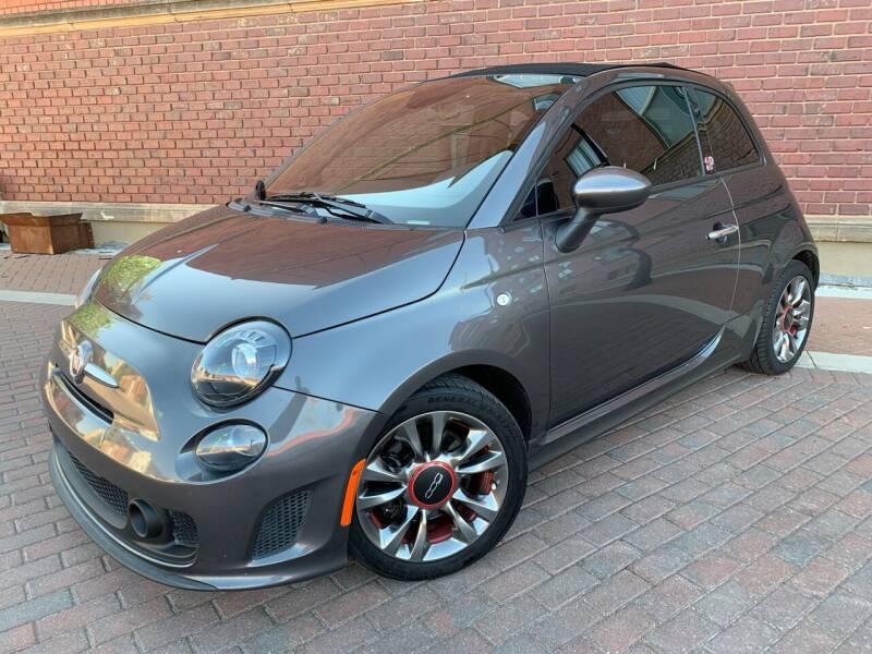 2014 FIAT 500c for sale at Euroasian Auto Inc in Wichita KS