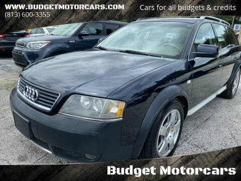 2003 Audi Allroad for sale at Budget Motorcars in Tampa FL