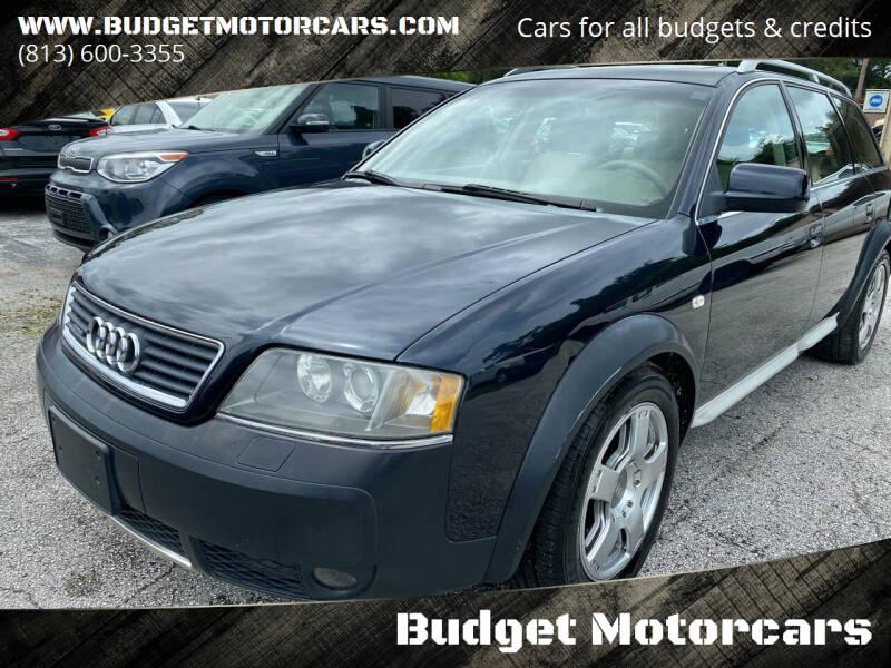 2003 Audi Allroad for sale in Tampa, FL