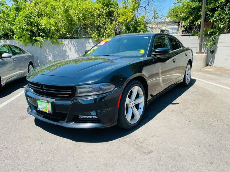 2017 Dodge Charger for sale at Used Cars Fresno Inc in Fresno CA