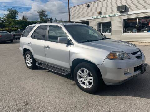 2005 Acura MDX for sale at Fairview Motors in West Allis WI