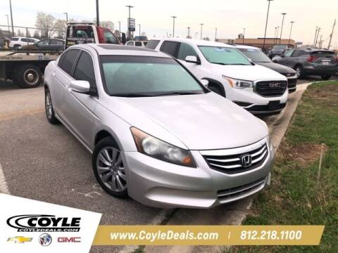 2011 Honda Accord for sale at COYLE GM - COYLE NISSAN - New Inventory in Clarksville IN