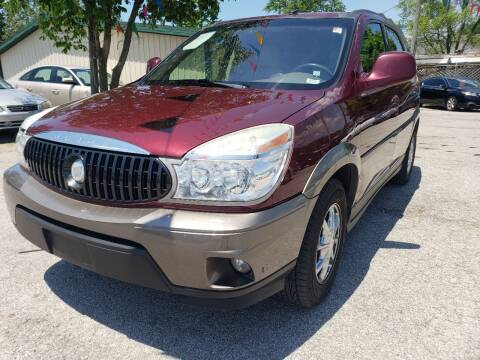 2004 Buick Rendezvous for sale at BBC Motors INC in Fenton MO