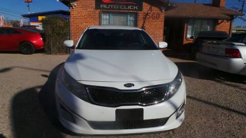 2015 Kia Optima for sale at Auto Click in Tucson AZ