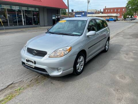 2005 Toyota Matrix for sale at Midtown Autoworld LLC in Herkimer NY