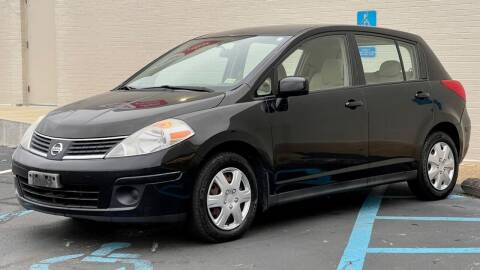 2007 Nissan Versa for sale at Carland Auto Sales INC. in Portsmouth VA