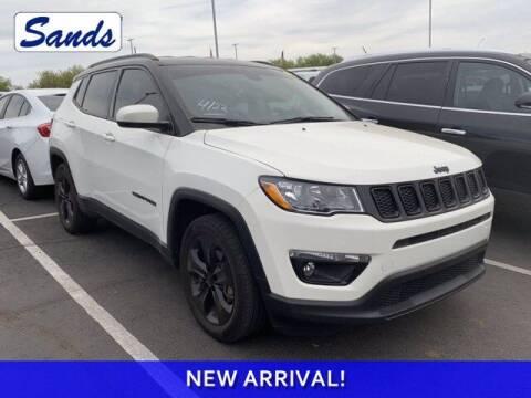 2019 Jeep Compass for sale at Sands Chevrolet in Surprise AZ