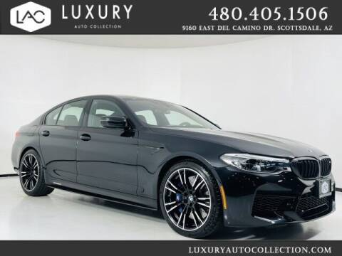 2020 BMW M5 for sale at Luxury Auto Collection in Scottsdale AZ