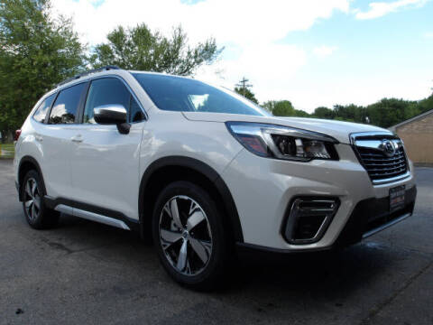 2020 Subaru Forester for sale at TAPP MOTORS INC in Owensboro KY