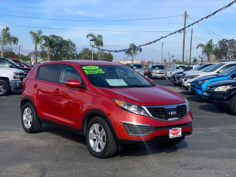 2013 Kia Sportage for sale at Esquivel Auto Depot in Rialto CA
