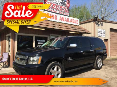 2013 Chevrolet Suburban for sale at Oscar's Truck Center, LLC in Houston TX