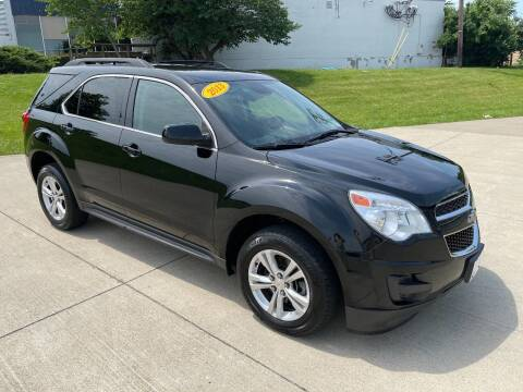 2013 Chevrolet Equinox for sale at Best Buy Auto Mart in Lexington KY