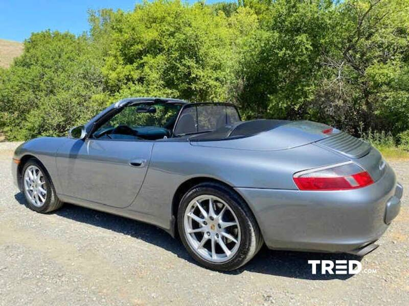 2002 Porsche 911 for sale in San Francisco, CA