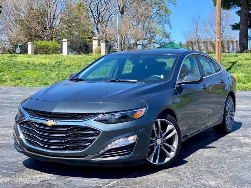 2021 Chevrolet Malibu for sale at Sebar Inc. in Greensboro NC