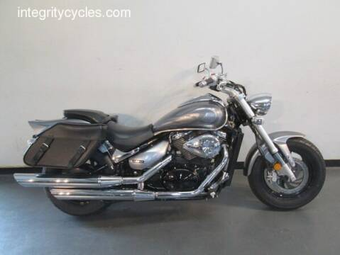 2007 Suzuki Boulevard M50 for sale at INTEGRITY CYCLES LLC in Columbus OH