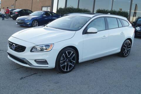 2018 Volvo V60 for sale at Next Ride Motors in Nashville TN