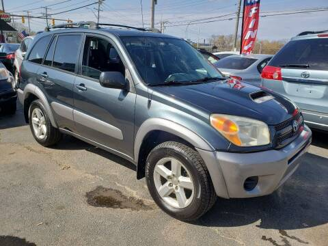 2004 Toyota RAV4 for sale at Real Deal Auto Sales in Manchester NH