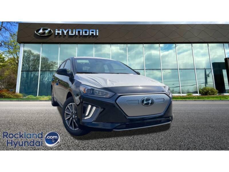 2021 Hyundai Ioniq Electric SE