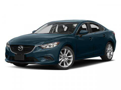 2016 Mazda MAZDA6 for sale at BEAMAN TOYOTA in Nashville TN